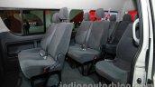 Toyota Hiace Auto Expo 2014 seat