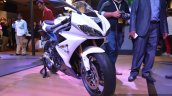 Triumph Daytona 675 front three quarter live