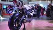 Triumph Daytona 675 rear three quarter right live