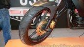 UM XTreet front wheel detail live