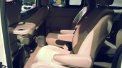 Updated Nissan Evalia Auto Expo 2014 captains seats