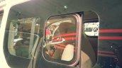 Updated Nissan Evalia Auto Expo 2014 window