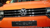 VW Taigun grille at Auto Expo 2014