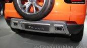 VW Taigun skid plate at Auto Expo 2014