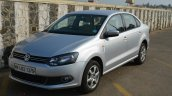 VW Vento TSI Review front quarter