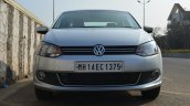 VW Vento TSI Review front