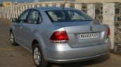 VW Vento TSI Review rear quarter