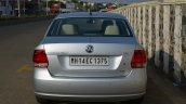 VW Vento TSI Review rear