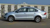 VW Vento TSI Review side
