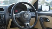 VW Vento TSI Review steering