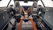 Volvo Concept Estate leaked interior