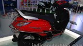 Yamaha Alpha with accessories Auto Expo rear