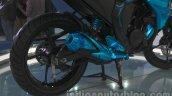 Yamaha FZ-S Concept Auto Expo rear wheel image