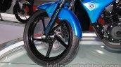 Yamaha FZ-S Concept Auto Expo wheel