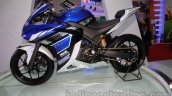 Yamaha R25 Auto Expo side