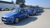 1 series at BMW Driving Academy, Maisach