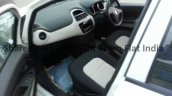 2014 Fiat Punto facelift snapped cabin