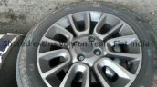 2014 Fiat Punto facelift snapped wheel