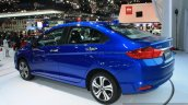2014 Honda City at Bangkok Motor Show rear quarter