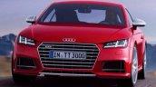 2015 Audi TT-S front leaked image