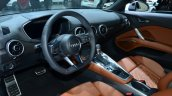 2015 Audi TT dashboard view at Geneva Motor Show