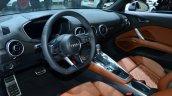 2015 Audi TT dashboard view at Geneva Motor Show