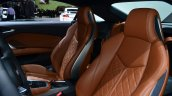 2015 Audi TT seats at Geneva Motor Show