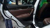 2015 BMW X3 door panel - Geneva Live