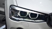 2015 BMW X3 headlamp - Geneva Live