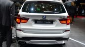 2015 BMW X3 rear - Geneva Live