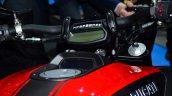 2015 Ducati Diavel instrument panel Geneva Live
