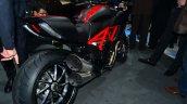 2015 Ducati Diavel rear three quarter Geneva Live
