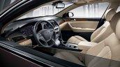 2015 Hyundai Sonata press shot cabin