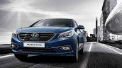2015 Hyundai Sonata press shot motion