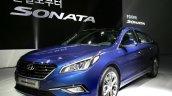 2015 Hyundai Sonata press shot
