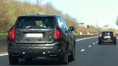 2015 Volvo XC90 production spied rear quarter