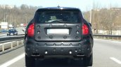 2015 Volvo XC90 production spied rear