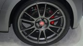 Abarth 695 Biposto wheel - Geneva Live
