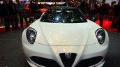Alfa Romeo 4C Spider front - Geneva Live