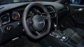 Audi RS4 Avant Nagaro dashboard - Geneva Live