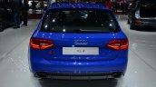 Audi RS4 Avant Nagaro rear - Geneva Live