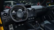 Audi S1 Sportback dashboard - Geneva Live