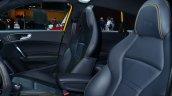 Audi S1 Sportback front seats - Geneva Live