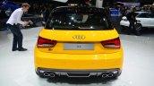 Audi S1 Sportback rear - Geneva Live
