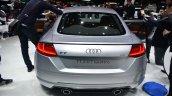 Audi TT exhaust - Geneva Live