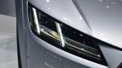 Audi TT headlamp - Geneva Live
