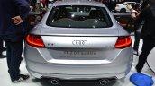 Audi TT rear - Geneva Live