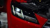 Audi TTS headlamp - Geneva Live