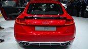 Audi TTS rear - Geneva Live
