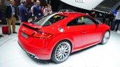 Audi TTS rear three quarter - Geneva Live